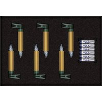 Krinner LED-Kerze 6er Set