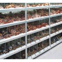 META 1583 Fachbodenregal-Anbaumodul 230kg (B x H T) 1006 2500 836mm Stahl verzinkt Verzinkt Me