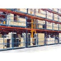 META 80364 Weitspannregal-Anbaumodul (B x H T) 1385 2700 800mm Stahl verzinkt, pulverbeschicht