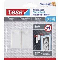 TESA tesa® Klebenagel Weiß Inhalt: 2St.