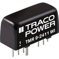 TracoPower TMR 9-4822 DC/DC-Wandler, Print 48 V/DC 12 V/DC, -12 V/DC 375mA 9W Anzahl Ausgänge: 2 x