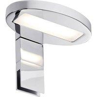 Paulmann Oval 99088 LED-Spiegelleuchte 3.2W Warmweiß Chrom