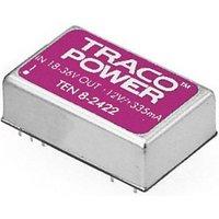 TracoPower TEN 8-4822 DC/DC-Wandler, Print 48 V/DC 12 V/DC, -12 V/DC 335mA 8W Anzahl Ausgänge: 2 x