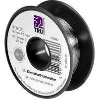 TRU Components 1570944 POF-Kabel Simplex Meterware