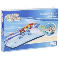 Splash & Fun Kindermatratze Beach Fun mit Sichtfenster 110 x 60cm 77803271