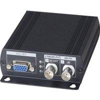 1590493 1-Kanal (HD-TVI, AHD, HD-CVI) SDI-HDMI Konverter