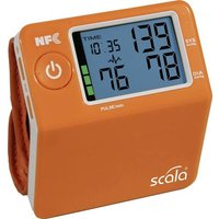 Scala SC7400 orange Handgelenk Blutdruckmessgerät 02488