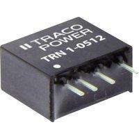 TracoPower TRN 1-4822 DC/DC-Wandler, Print 48 V/DC +12 V/DC, -12 V/DC 45mA 1W Anzahl Ausgänge: 2 x