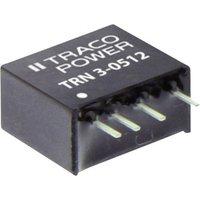 TracoPower TRN 3-4822 DC/DC-Wandler, Print 48 V/DC +12 V/DC, -12 V/DC 125mA 3W Anzahl Ausgänge: 2 x