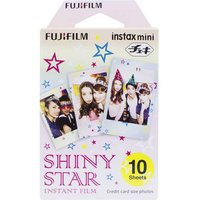 Film Instax Mini Shiny Star Fujifilm Monopack 10 poses