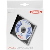 Ednet Clean! CD Drive Cleaner 63010 CD-Laserreinigungsdisc
