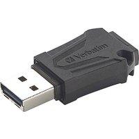 Verbatim ToughMAX USB-Stick 16GB Schwarz 49330 USB 2.0