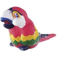 Tierhupe  Papagei  Fahrradklingel Bunt