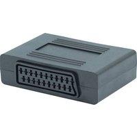 Philips SCART TV, Receiver Adapter Schwarz