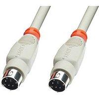 Câble de raccordement clavier/souris PS/2 LINDY LINDY PS/2 Anschlusskabel 1m - [1x PS/2 mâle - 1x PS/2 mâle] 1 m