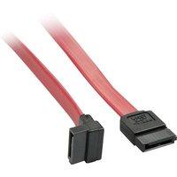 LINDY Festplatten Anschlusskabel 0.70m Rot