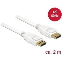 DeLOCK Câble DisplayPort - 2 m (84877)