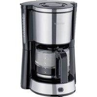 Severin KA 4822  TYPE  Kaffeemaschine Edelstahl, Schwarz Fassungsvermögen Tassen=10