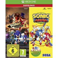 Xbox One - Sonic Forces & Sonic Mania Plus Doppelpack /D