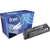 Freecolor 12A-FRC Tonerkassette ersetzt HP 12A Schwarz 2000 Seiten Kompatibel Toner