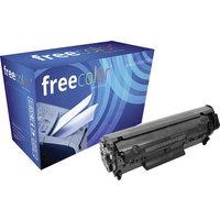 Freecolor 12A-XL-FRC Tonerkassette ersetzt HP 12A Schwarz 4000 Seiten Kompatibel Toner