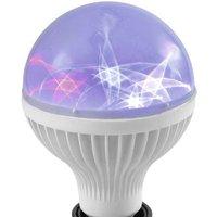 Omnilux 51919252 LED E27 Globeform 2W (Ø x L) 95mm x 150mm inkl. Sterneneffekt 1St.