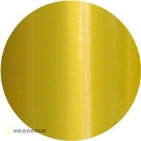 Oracover 26-036-003 Zierstreifen Oraline (L x B) 15m x 3mm Perlmutt-Gelb