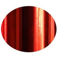 Oracover 26-093-004 Zierstreifen Oraline (L x B) 15m x 4mm Chrom-Rot