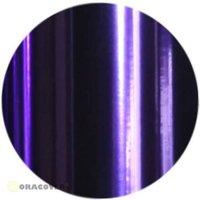 Oracover 26-100-005 Zierstreifen Oraline (L x B) 15m x 5mm Chrom-Violett