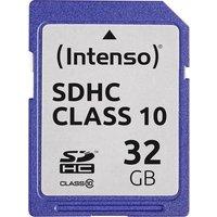 Intenso 3411480 SDHC-Karte 32GB Class 10