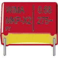 Wima MKP-X2 2,2uF 10% 305V RM 27,5 1 St. MKP-X2-Funkentstör-Kondensator radial bedrahtet 2.2 µF 30