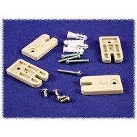 Hammond Electronics MF0055 Wandhalterung ABS Grau