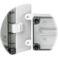 Fibox FP 22046 SET Wandhalterung Polyamid Lichtgrau 4St.