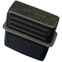 Richco CP-USB-A Abdeckkappe USB-A Silikon, Kautschuk Schwarz