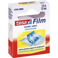 TESA 57910-00000-02 Doppelseitiges Klebeband tesafilm® Transparent (L x B) 7.5m x 12mm