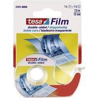 TESA 57912-00000-02 Doppelseitiges Klebeband tesafilm® Transparent (L x B) 7.5m x 12mm