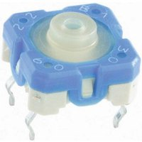 RAFI 114100502 Drucktaster 42V DC/AC 0.1A 1 x Aus/(Ein) tastend