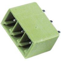 PTR Stiftgehäuse-Platine STL(Z)1550 Polzahl Gesamt 3 Rastermaß: 3.50mm STL1550/3G-3.5-V-GRUEN