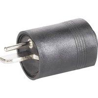 BKL Electronic 0205003 Lautsprecher-Steckverbinder Stecker, gerade Polzahl: 2 Schwarz