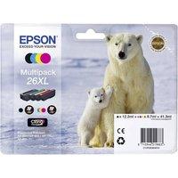 Epson T2636 XL Ours Polaire Cartouche d'encre Mult