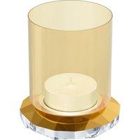 Swarovski Allure Tea Light, Gold Tone