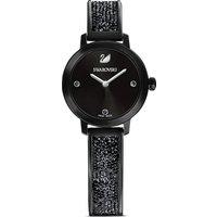 Cosmic Rock Watch, Metal bracelet, Black, Black PVD