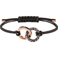 Swarovski Alto Bracelet, Gray, Rose-gold tone plated