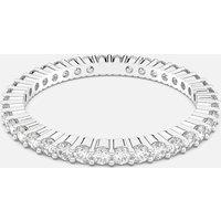 Vittore Ring, White, Rhodium plating - Ring Gifts