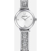 Cosmic Rock Watch, Metal bracelet, White, Stainless steel