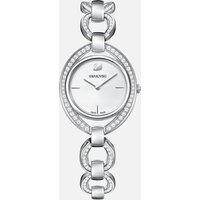 Stella Watch, Metal bracelet, White, Stainless steel - Stella Gifts