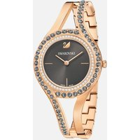 Eternal Watch, Metal bracelet, Dark grey, Rose-gold tone PVD - Metal Gifts
