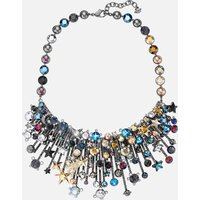 Nocturnal Sky Necklace, Multi-coloured, Mixed metal finish