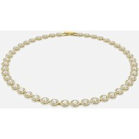 Angelic Necklace, White, Gold-tone plated - Necklace Gifts