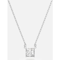 Attract Necklace, White, Rhodium plated - Necklace Gifts
